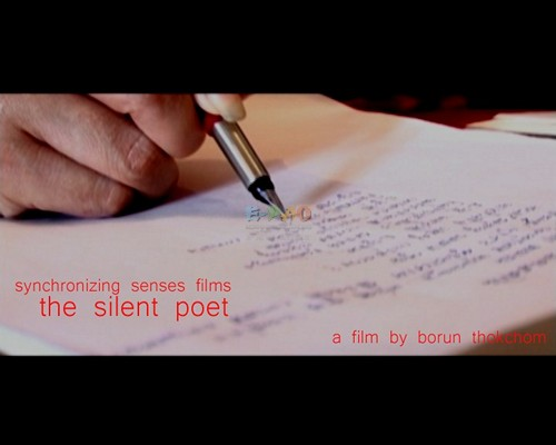 the silent poet