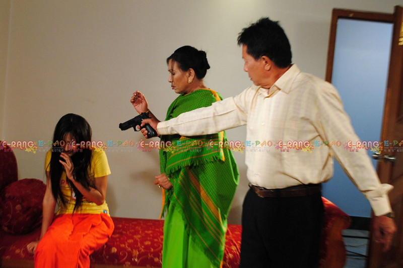 Scenes from ''Chayetpaa Tomnao'  Gee Nungshi Lamjel