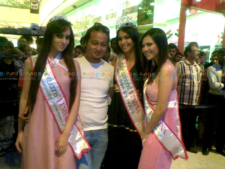 Robert Naorem - Beauty Expert From Manipur