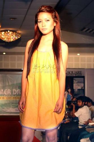 Deviya alias Tina Chingtham