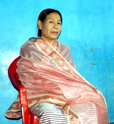 Elangbam Nigol Heishnam Ongi Indu Devi