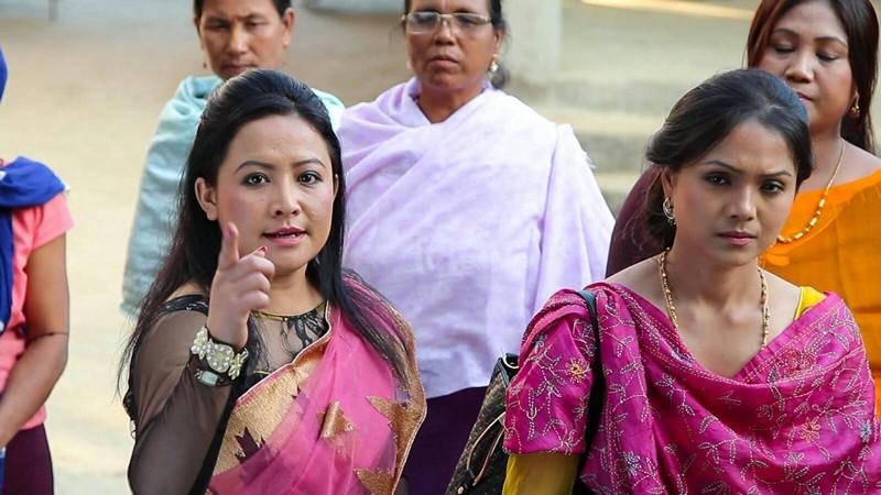 Soyam Ningol Kangjam (o) Sweety