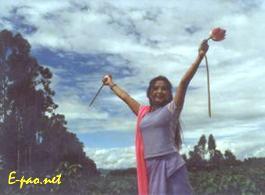 A scene from Thawanmichakna Kenkhrabada