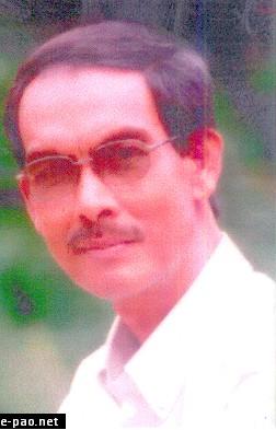Sagolsem Tijendra - Singer