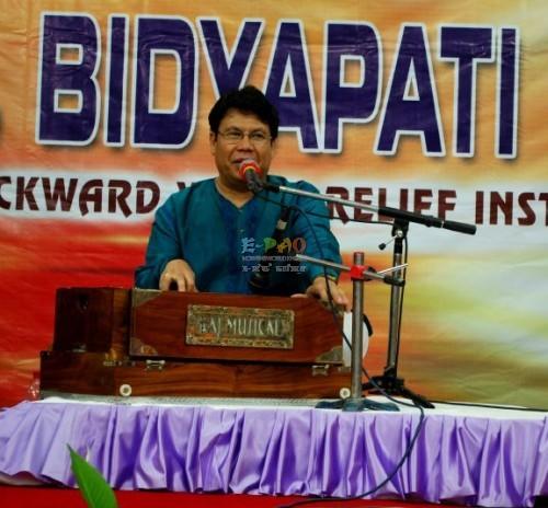 Dr. Bachaspatimayum Bidyapati Sharma