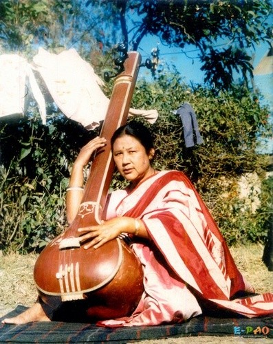 Chongtham Sanatombi Devi
