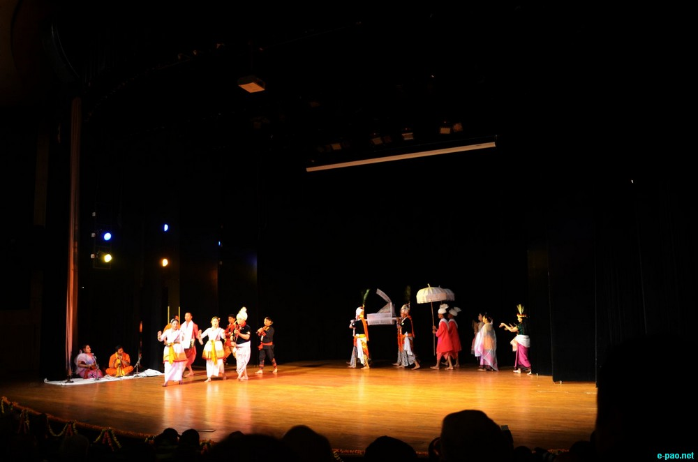 Lai Haraoba  :  Festival of Manipuri Dance and Music held for the first time in Chandigarh :: 16-17th February, 2013