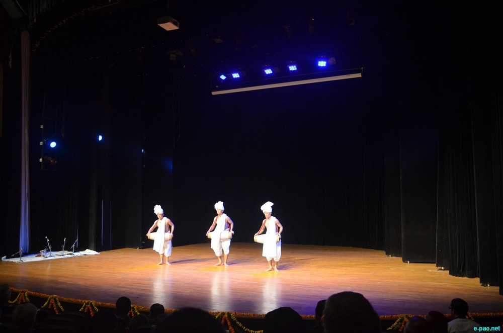 Pung Chollom :  Festival of Manipuri Dance and Music held for the first time in Chandigarh :: 16-17th February, 2013