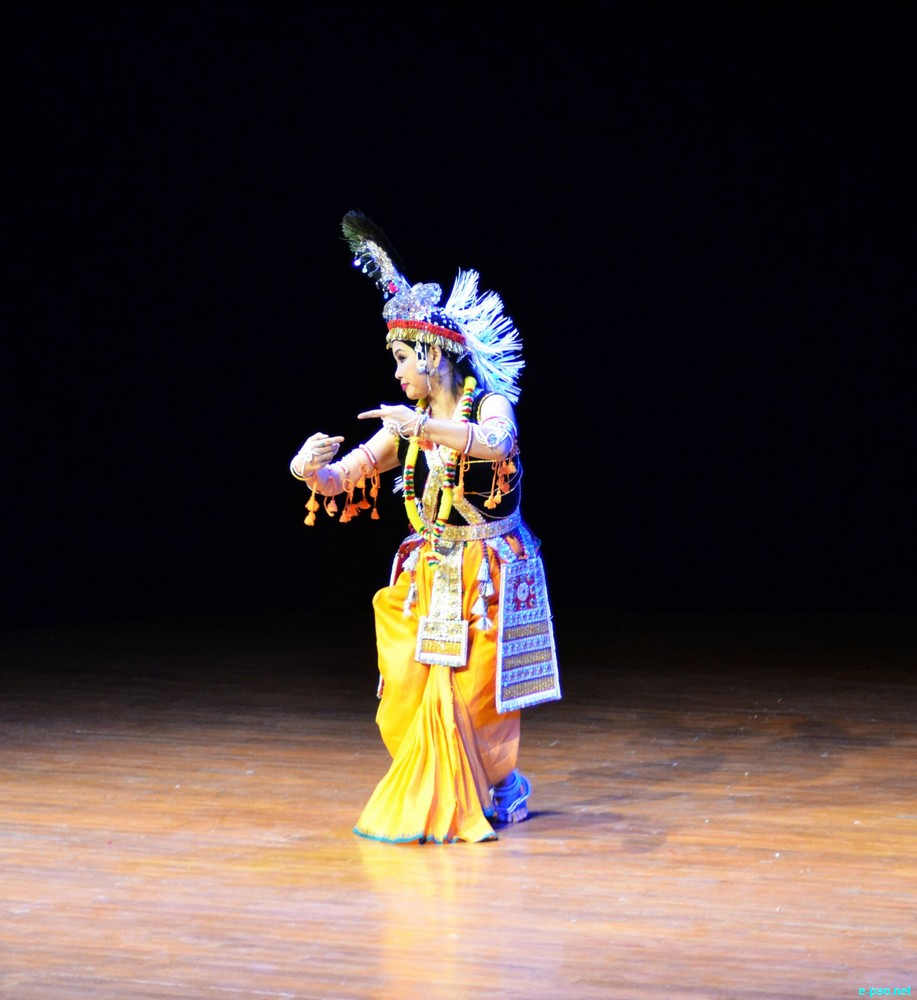 Raas Leela, Vasant Raas  :  Festival of Manipuri Dance and Music held  in Chandigarh :: 16-17th February, 2013