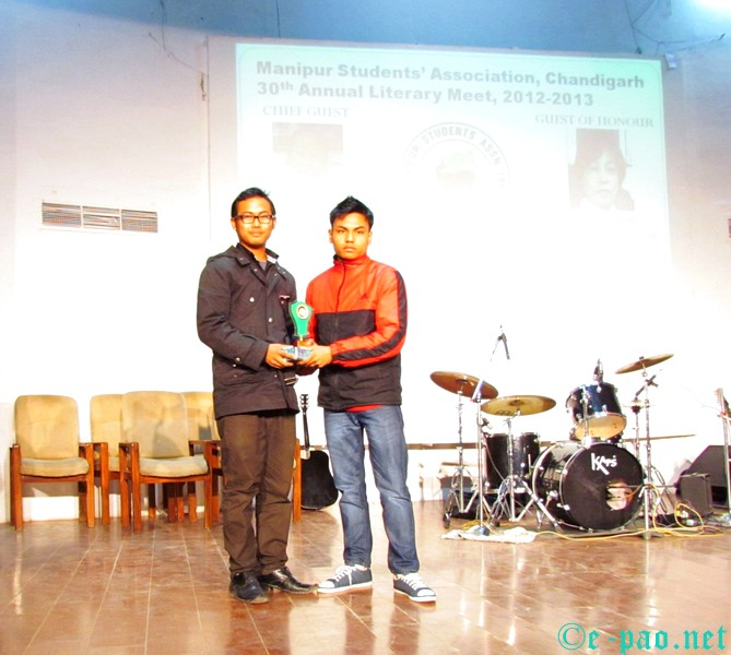 Manipur Students Association Chandigarh (MSAC) Annual  Literary Meet 2013  ::  10th February 2013